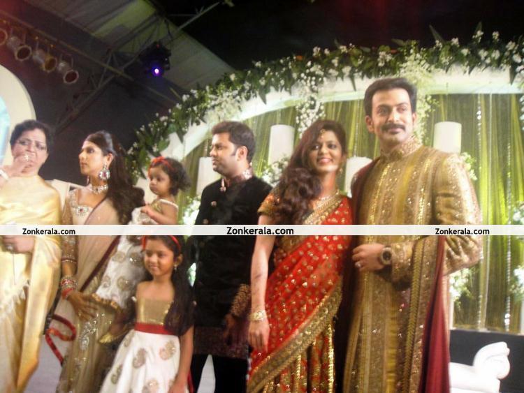 Prithviraj Supriya Indrajith Poornima Malayalam Movie Event