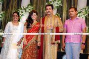 Prithviraj Wedding Reception