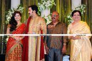 Prithviraj Supriya Wedding Reception Photo 2