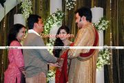 Prithviraj Supriya Wedding Reception Photo 9