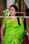 Sona Nair At Prithviraj Reception