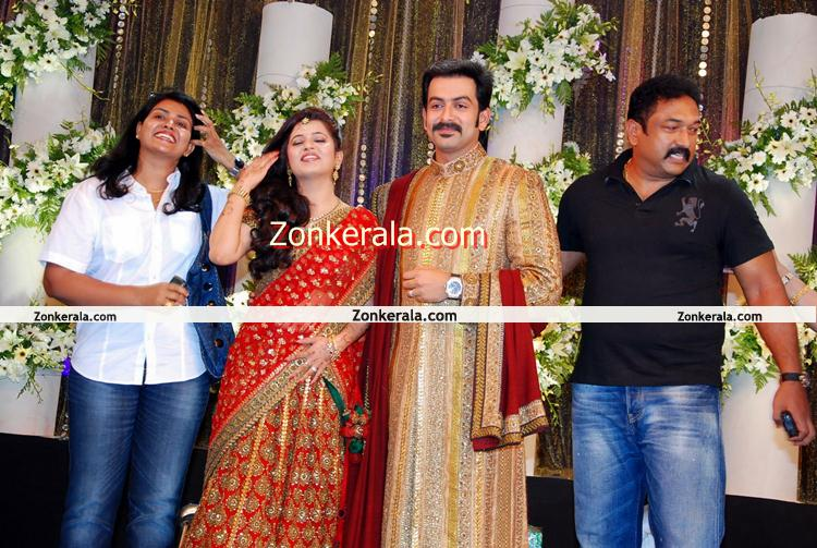 Vani And Baburaj With Prithviraj