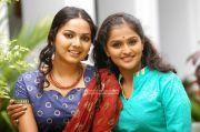 Remya Nambeesan And Samvrutha