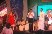 Shahrukh Khan At Emmanuval Slik Kochi Opening Photos 9951
