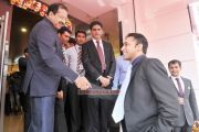 Shreya Ghoshal Inaugurates Joy Alukkas Showroom Photos 2171