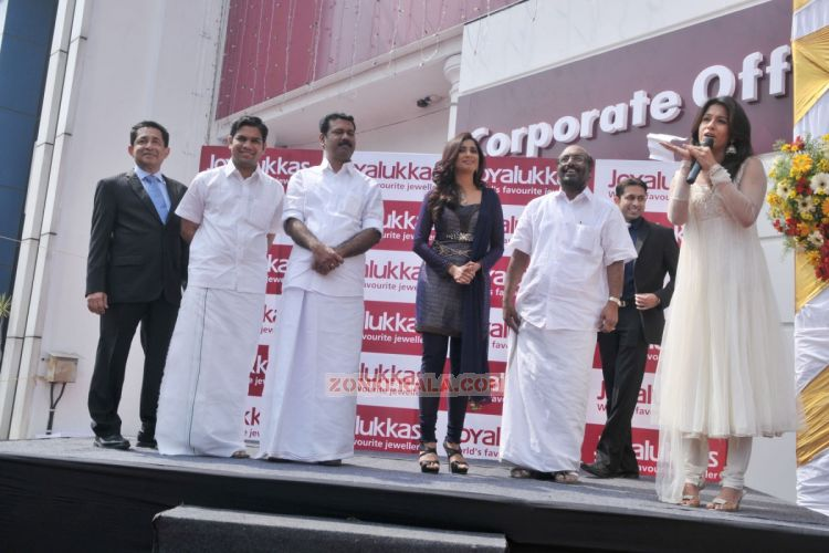 Shreya Ghoshal Inaugurates Joy Alukkas Showroom Stills 1891
