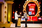 Karthik Khushbu And Dileep At Siima Awards 2014 917