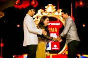 Karthik Khushbu Dileep At Siima Awards 2014 499