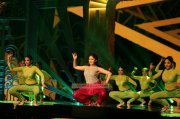 Sayyeshaa Dance At Siima Awards 2016 401