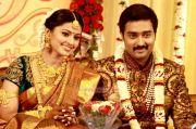 Sneha And Prasanna Wedding Reception