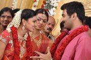 Sneha Prasanna Engagement