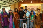 Snehapoorvam Movie Pooja 1217