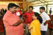 Snehapoorvam Movie Pooja 7042