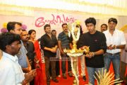 Snehapoorvam Movie Pooja 9591
