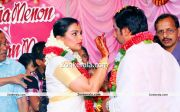 Swetha Menon Marriage Photos 4