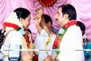 Swetha Menon Wedding Stills 1