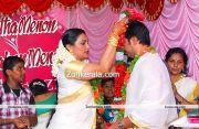Swetha Menon Wedding Stills 2