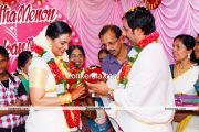 Swetha Menon Wedding Stills 5