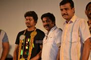 Vijay At Velayudham Trailer Launch In Kerala Still 450
