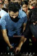 2016 Album Malayalam Movie Event Vikram Birthday At Natchathira Cricket 7292
